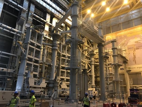 World's largest nuclear fusion project under assembly in France