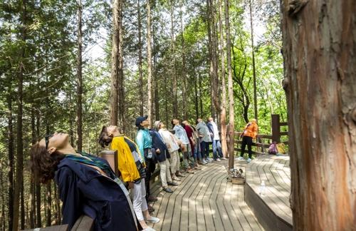 인천대공원 치유숲, 2021년까지 4배로 넓어진다