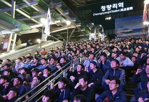 한국철도, 파업 기간 열차 평시의 80.2% 운행…국민 불편 최소화