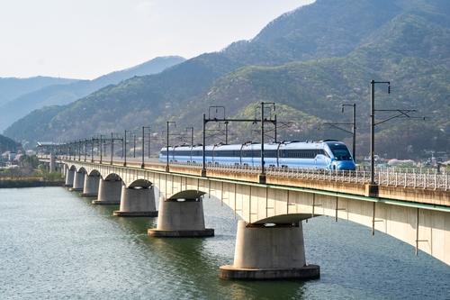 강릉선에 KTX-이음 운행…무궁화호 등 일반열차 단거리 환승위주