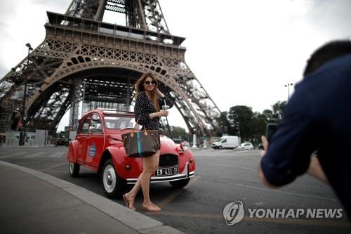 프랑스, 한국인 무비자 입국 곧 허용 예정