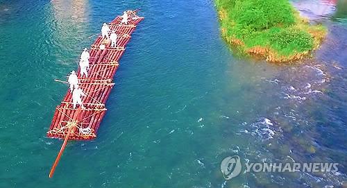 [#꿀잼여행] 강원권: 조선시대 뗏사공 누빈 남한강 물길 따라 무더위 싹∼