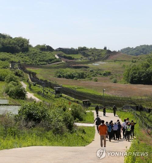 DMZ 평화의길 동서횡단구간 501㎞ 2022년까지 조성