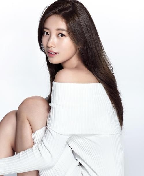 This undated photo shows singer-actress Suzy. (Yonhap)