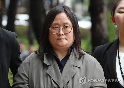 (3rd LD) Woman linked to Sewol operator arrested in France - 1
