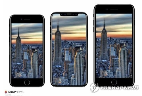 S. Korean firms to benefit from iPhone 8 smartphone release: sources - 1