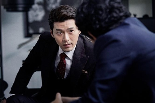"A still cut from ""The Swindlers,"" released by Showbox (Yonhap)"