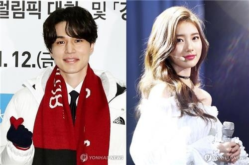 Actors Lee Dong-wook, Suzy confirm dating0