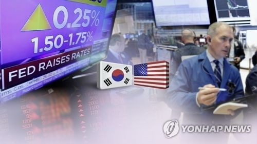 Wider U.S.-Korea rate gap expected to rekindle concerns of capital outflows - 1