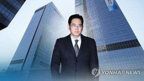 Samsung heir heads to India, may meet Moon at ceremony for new production line