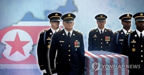 (3rd LD) U.S., N. Korea hold talks about return of American troops' remains - 1