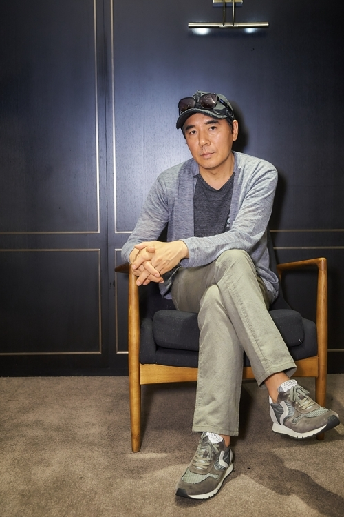 "This photo provided by Warner Bros. Korea shows Kim Jee-woon, director of ""Illang: The Wolf Brigade."" (Yonhap)"