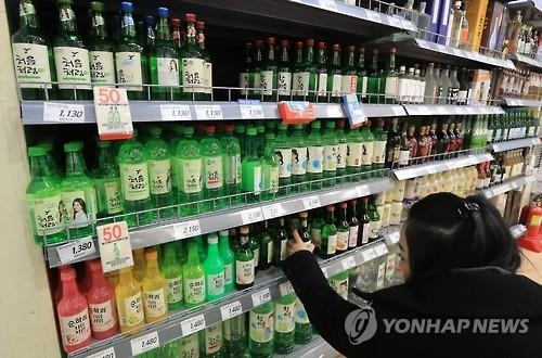Soju sales in Southeast Asia hit US$5 mln in H1