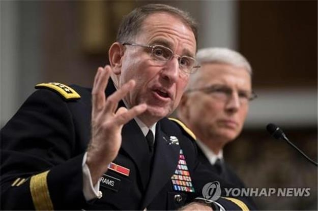 Suspension of S. Korea-U.S. military drills hurt readiness: USFK chief nominee