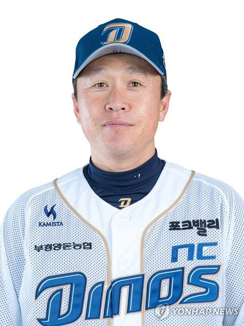 This photo provided by the NC Dinos baseball club on Oct. 17, 2018, shows the team's new manager, Lee Dong-wook. (Yonhap)