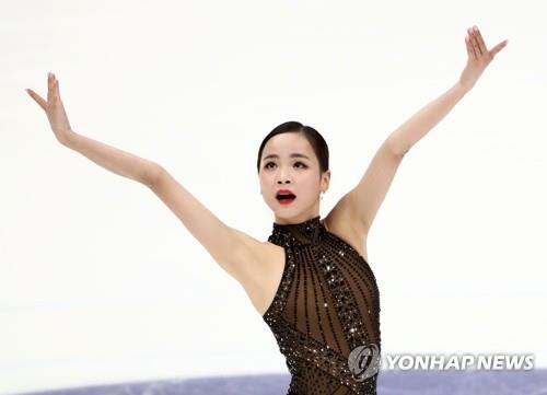 Teen figure skater becomes 1st S. Korean female since Kim Yu-na to win Grand Prix medal