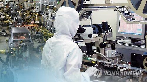 (2nd LD) S. Korea's industrial output rebounds in October - 1
