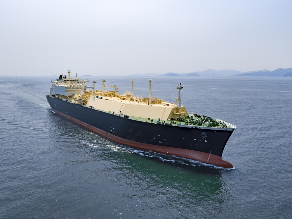 Daewoo Shipbuilding wins US$370 mln order for 2 LNG carriers