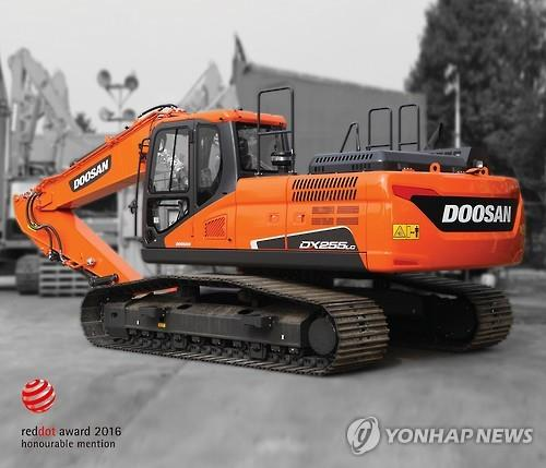 S. Korean firms bask in China's excavator market boom