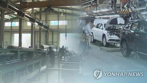 S. Korean sales-to-inventory ratio rising: data