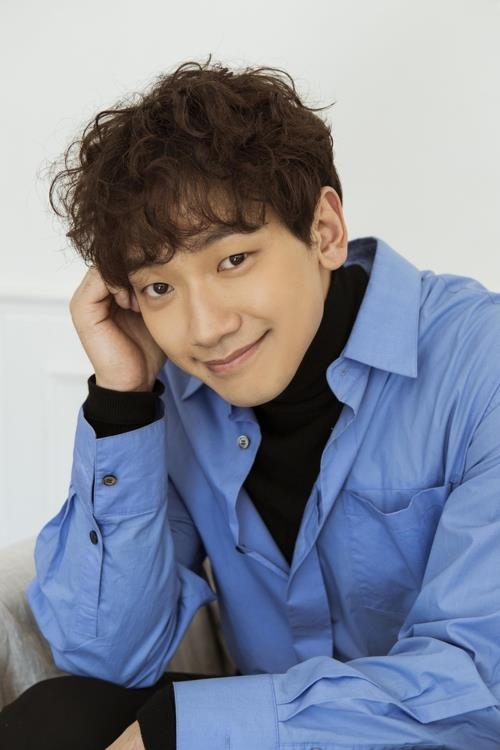 This image of Jung Ji-hoon, also known by his stage name Rain, was provided by Celltrion Entertainment. (Yonhap)