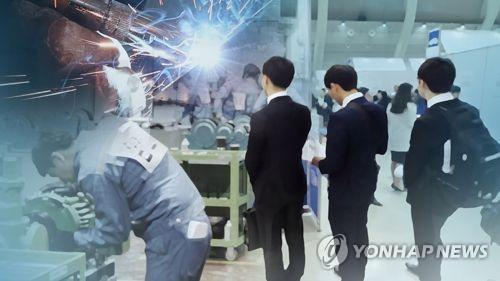 Gov't to pay young job seekers monthly subsidy of 500,000 won
