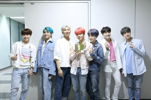 BTS becomes 1st band since Beatles to score 3 Billboard No. 1 albums in single year