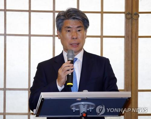 Yoon Jong-won, senior secretary to President Moon Jae-in for economic affairs (Yonhap)