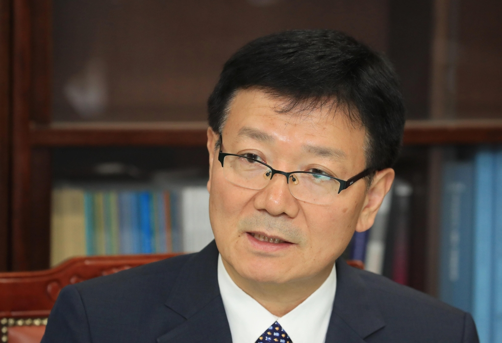 Vice Unification Minister Suh Ho (Yonhap)