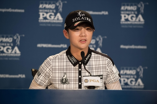 Two-time LPGA major champion not about to get complacent