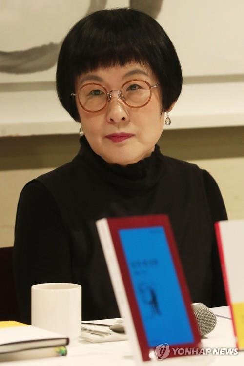 Griffin-winning S. Korean poet says her work delves into death through feminine lens