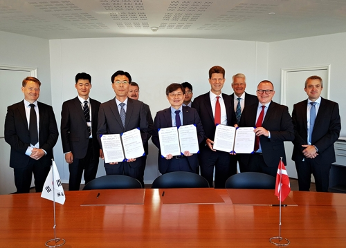 Daewoo Shipbuilding teams up with MAN-ES for digitalization