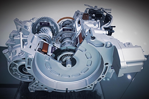 Hyundai develops 'active' transmission technology for hybrid vehicle