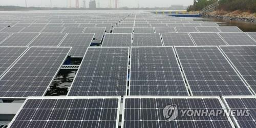 S. Korea builds 1.64 gigawatts of solar capacity through July