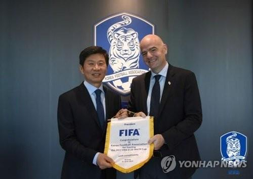 Competition increases for Korean bid to host 2023 FIFA Women's World Cup