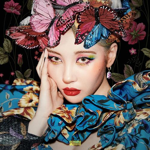 Following 1st world tour, K-pop diva Sunmi returns with new single