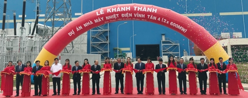 Doosan Heavy completes thermal power plant in Vietnam
