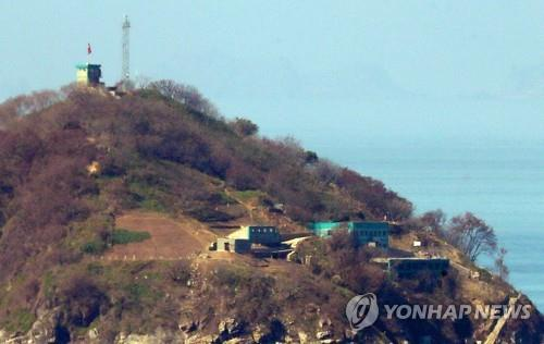 N. Korea's Hambak Island has observation facilities, no weapons: defense ministry