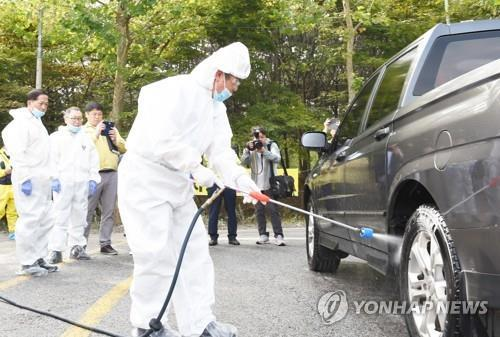 (3rd LD) S. Korea still on high alert over additional African swine fever outbreak