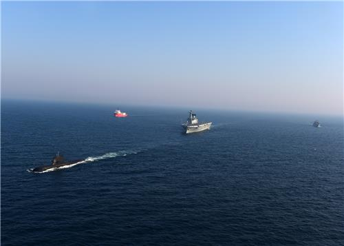 S. Korean Navy to take part in multinational submarine rescue drills
