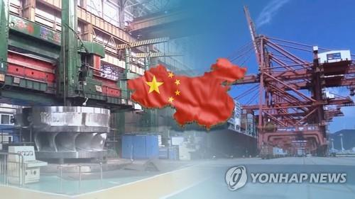 S. Korean exports to China perk up in March