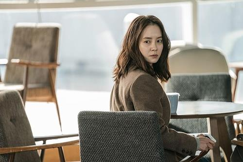 (Yonhap Interview) Actress Song Ji-hyo shows her dark side in 'Intruder'