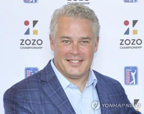 PGA Tour executive sees new opportunity with S. Korean tournament shifted to U.S.