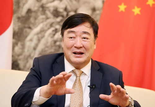 (Yonhap Interview) Chinese ambassador calls for South Korea to join Beijing's data security initiative