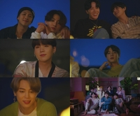 (LEAD) BTS drops teaser video for upcoming song 'Life Goes On'