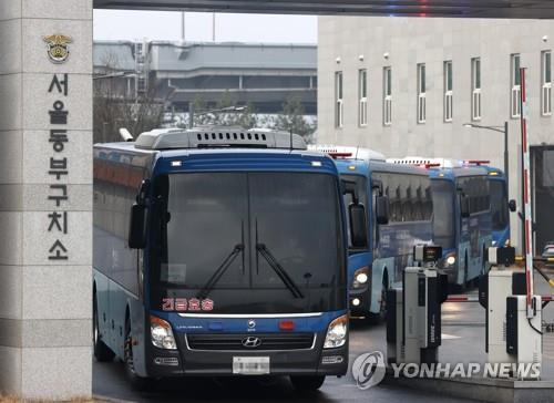 (3rd LD) COVID-19 cases tied to Seoul prison reach 762; 1 inmate dies during treatment