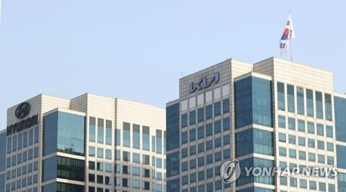 (LEAD) Hyundai Motor's Q4 net jumps 78 pct on high-end models