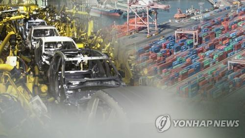 (LEAD) S. Korea's current account surplus widens in December - 1
