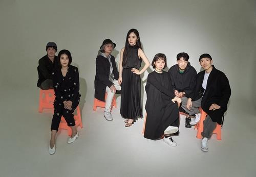 This photo, provided by Hike, shows alternative pop band Leenalchi. (PHOTO NOT FOR SALE) (Yonhap)