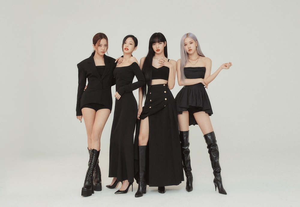 This photo, provided by YG Entertainment, shows BLACKPINK. (PHOTO NOT FOR SALE) (Yonhap)